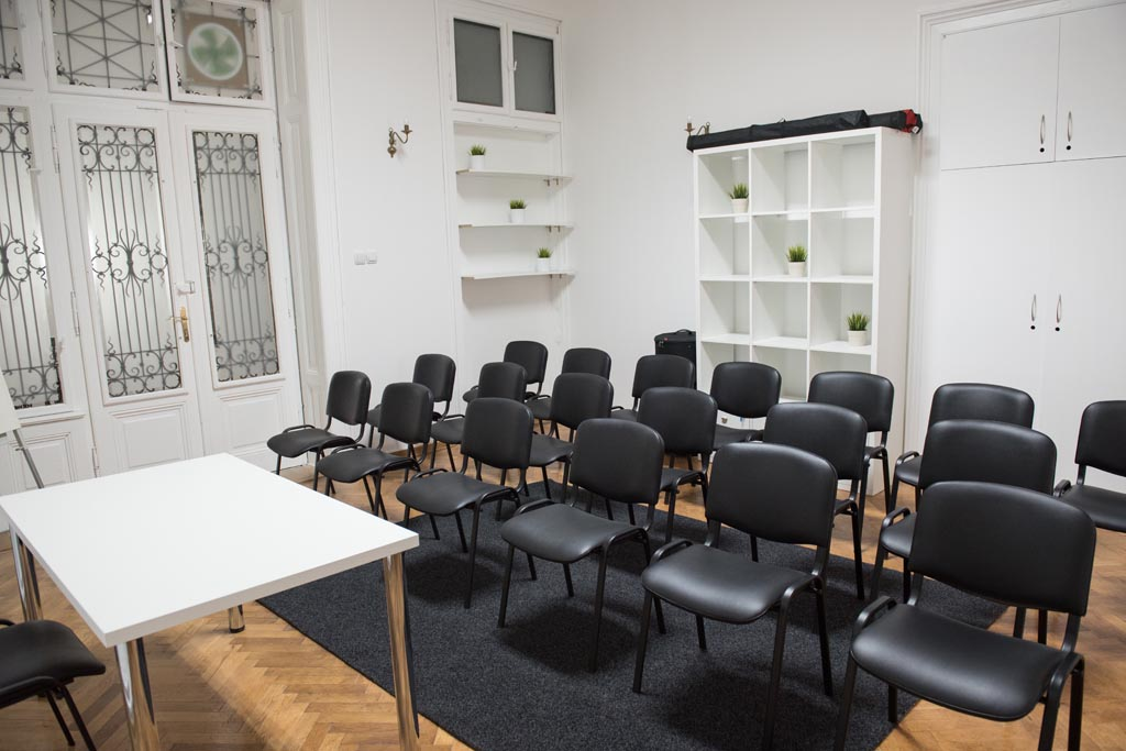Conference rooms – Smart Office