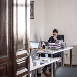 Smart Office | Retro Coworking Prostorija