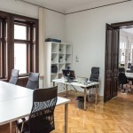 Smart Office | Retro Coworking Room