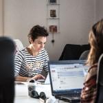 Smart Office | Retro Coworking Room