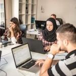 Smart Office | Retro Coworking Prostorija
